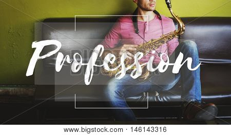 Profession Skill Intelligence Occupation Talent Concept