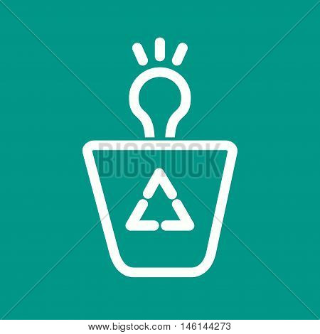 Bad, idea, wrong icon vector image. Can also be used for startup. Suitable for use on web apps, mobile apps and print media.