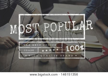 Most Popular Product Online Shipment Concept