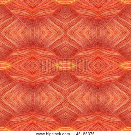 Wool warm colorful knitted style background for scrapbook top view. Collage with mirror reflection. Seamless kaleidoscope montage for cushion blanket pillow plaid tablecloth cloth bed cloth