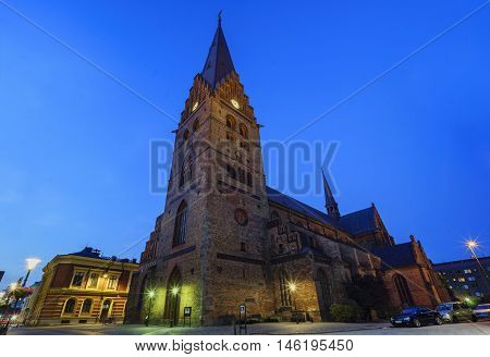 The Beautiful Tradesmen's Chapel