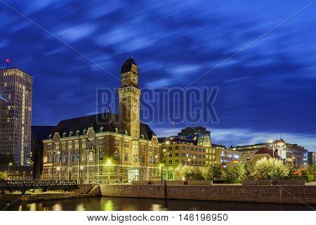 The Beautiful World Maritime University