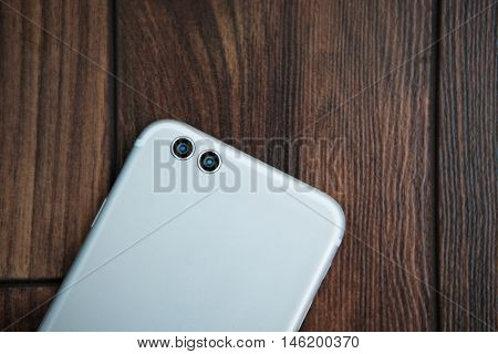 Modern Smart Mobile Phone With Dual Camera