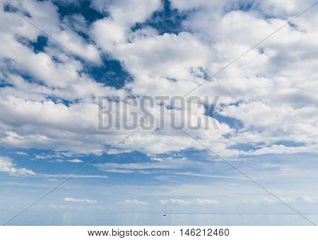 Sky Beauty Shining Day