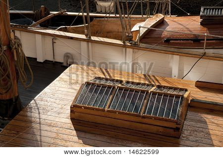 Sailing Ship Hatch