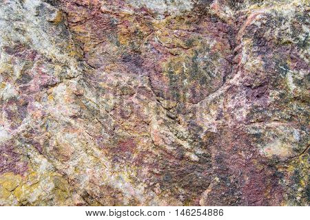 stone texture background Purple and gray surface