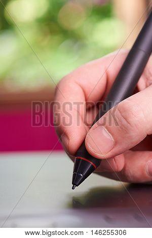 Designer Tablet Pen