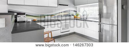 Modern And Design Kitchen