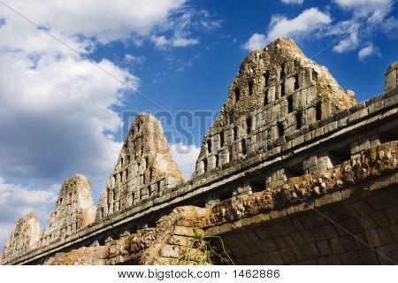 Mayan Wall