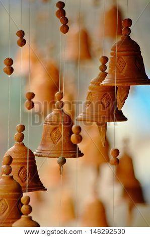 Clay Little Bells