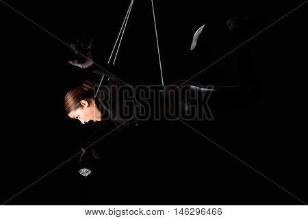 Jewelry Heist Criminal Concept
