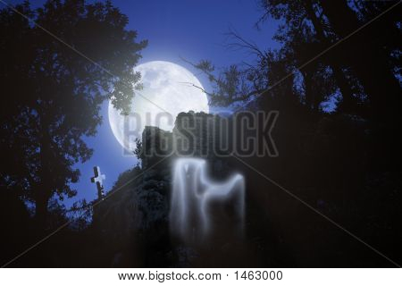 The Ghost Of The Moon