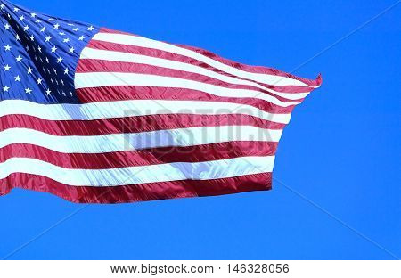Stylised US Flag