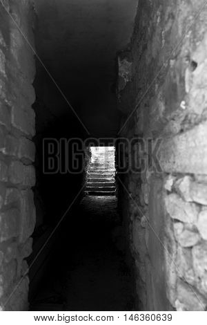 Light At The End Of The Brick Tunnel