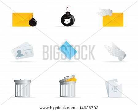 Mail Icon Set 2