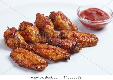 chicken wins