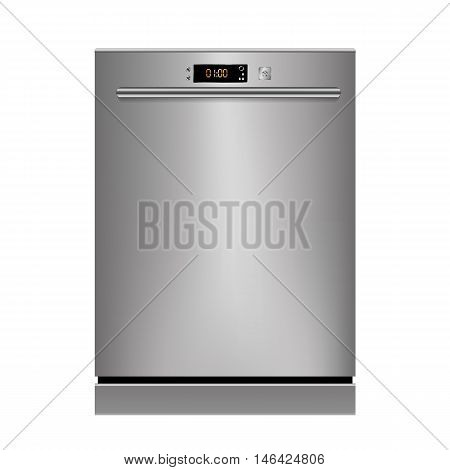 Vector Dishwasher