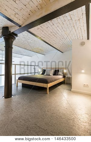 Spacious And Simple