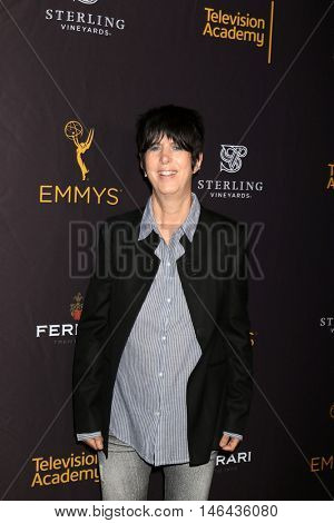LOS ANGELES - SEP 8:  Diane Warren at the TV Academy Reception for the Nominees for Outstanding Casting at the Montage Hotel on September 8, 2016 in Beverly Hills, CA