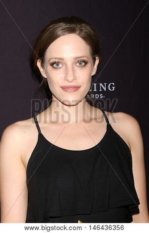 LOS ANGELES - SEP 8:  Carly Chaikin at the TV Academy Reception for the Nominees for Outstanding Casting at the Montage Hotel on September 8, 2016 in Beverly Hills, CA