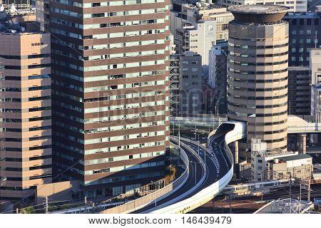 Osaka Highway Building