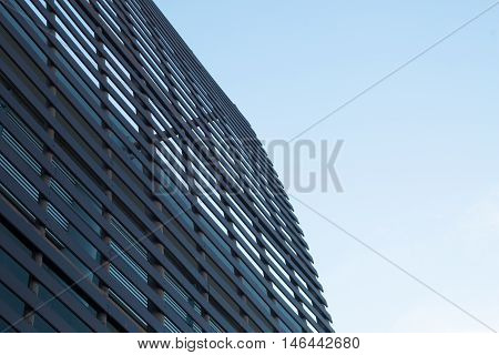 Background abstract about structure with sky, background, infrastructure, construction