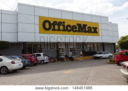 Officemax Currently Brand Of Office Depot, Sells Office Supplies