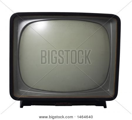Old Tv - Television Concept