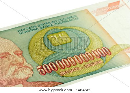 Five Hundred Billion Dinara