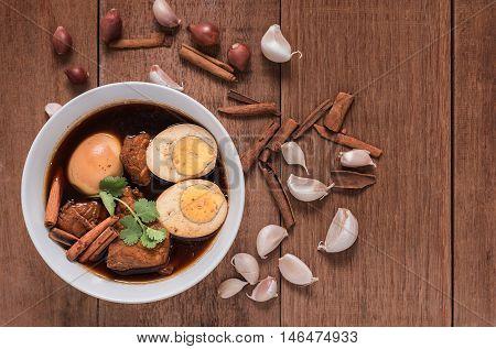 Thailand cuisine called