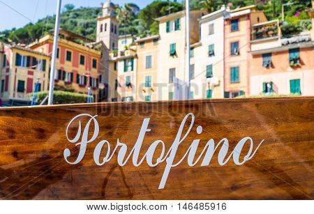 Portofino Landmark Detail