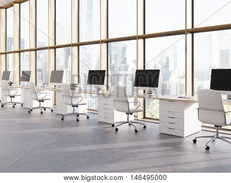 Office With Pc