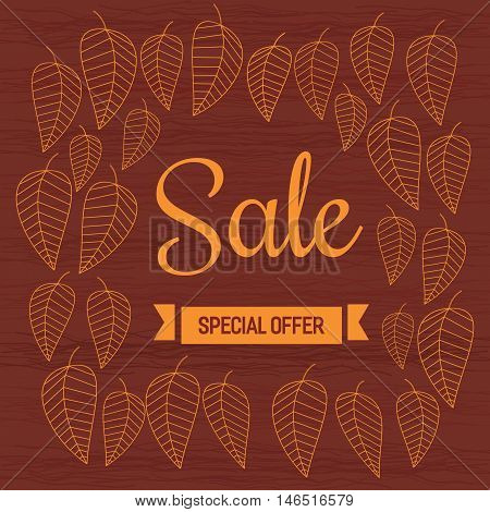 Super sale Concept. Off price special bonus. Big Discount offer promotion. Price drop. Flat design element of season hot deal campaign banner. Background for advertisement event. Vector illustration