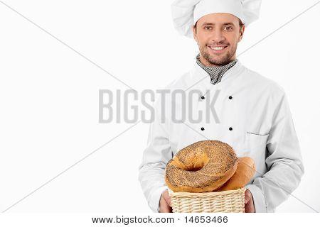 Mature Baker