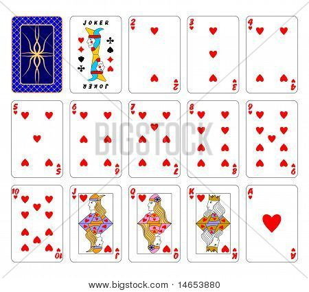 Cards Playing.hearts.