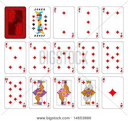 Cards Playing.diamonds.