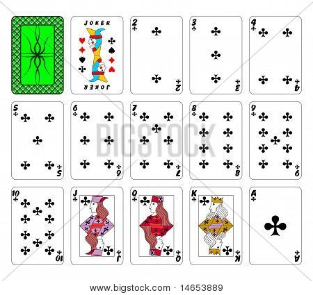 Cards Playing.