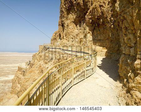 Masada Ruins