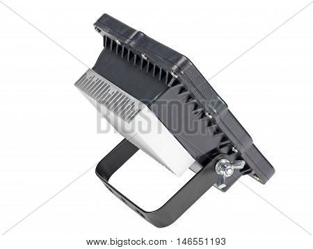the led projector isolated on white background