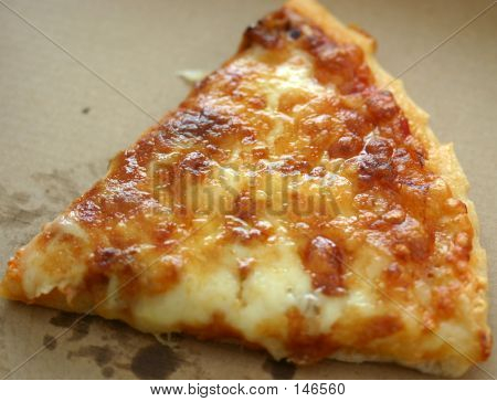 One Slice Pan Pizza
