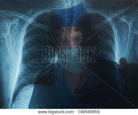 Portrait Of Radiologist