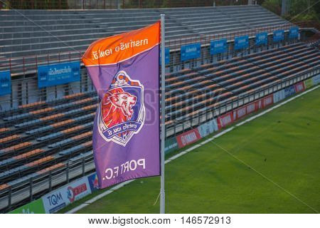 Pat Football Stadium