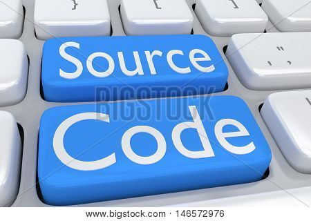 Source Code Concept