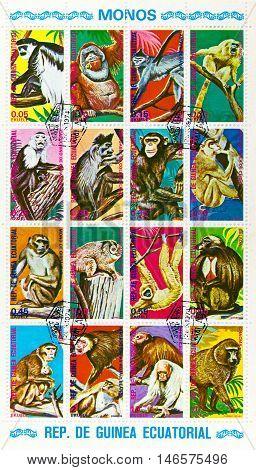 Equatorial Guinea - Circa 1974