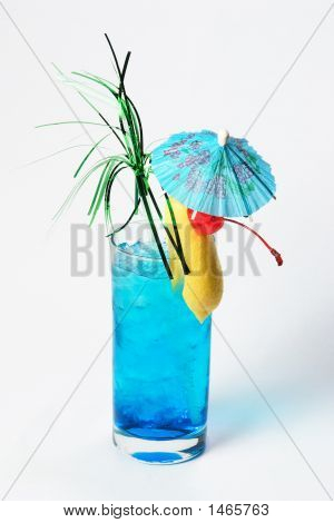 Big Blue Cocktail