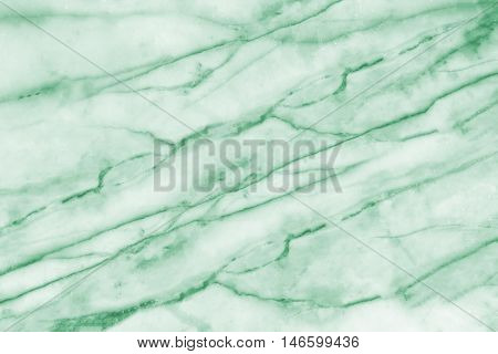 Green surface marble pattern texture abstract background