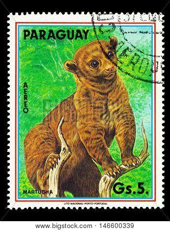 Paraguay- Circa 1989