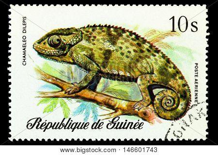 Guinea Circa 1977