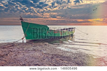 Gulf of Riga in the Kurzeme region is a beautiful coastal territory where the history of traditional cooperative Latvian fisheries meets with marvelous scenic seascapes