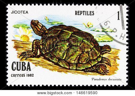Cuba - Circa 1982